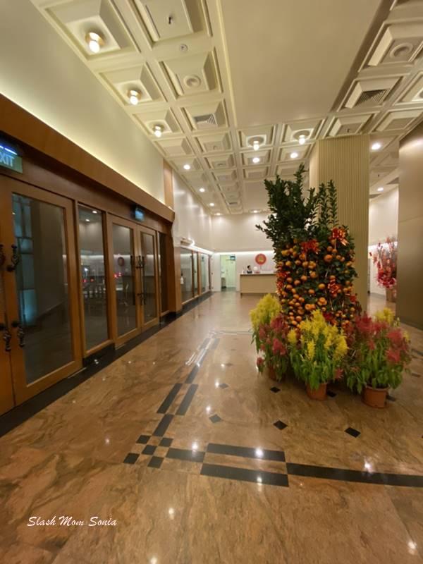 Strand Hotel 飯店大廳