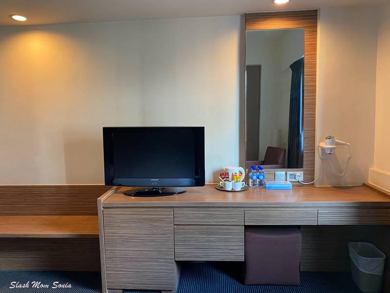 Strand Hotel 雙床房1