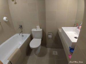 Strand Hotel Bathroom