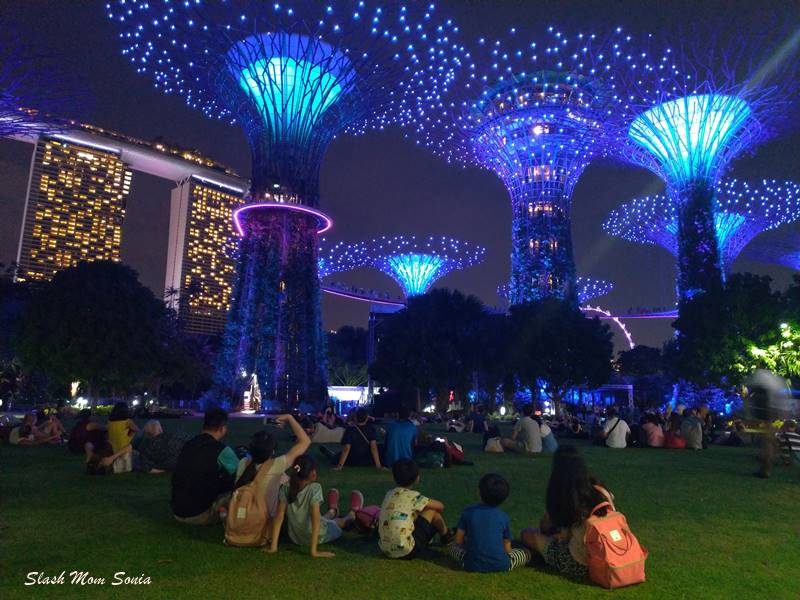 天空樹燈光秀