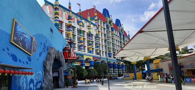 馬來西亞樂高樂園、酒店、SEA LIFE