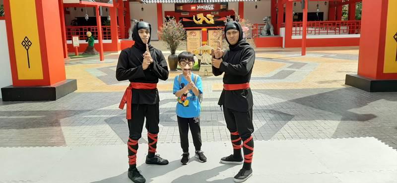 馬來西亞樂高樂園忍者世界