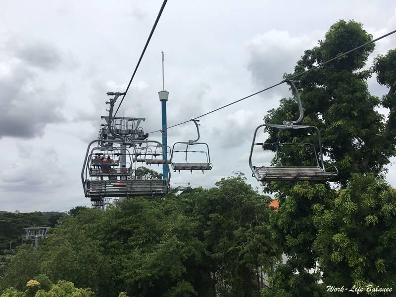 空中吊椅3