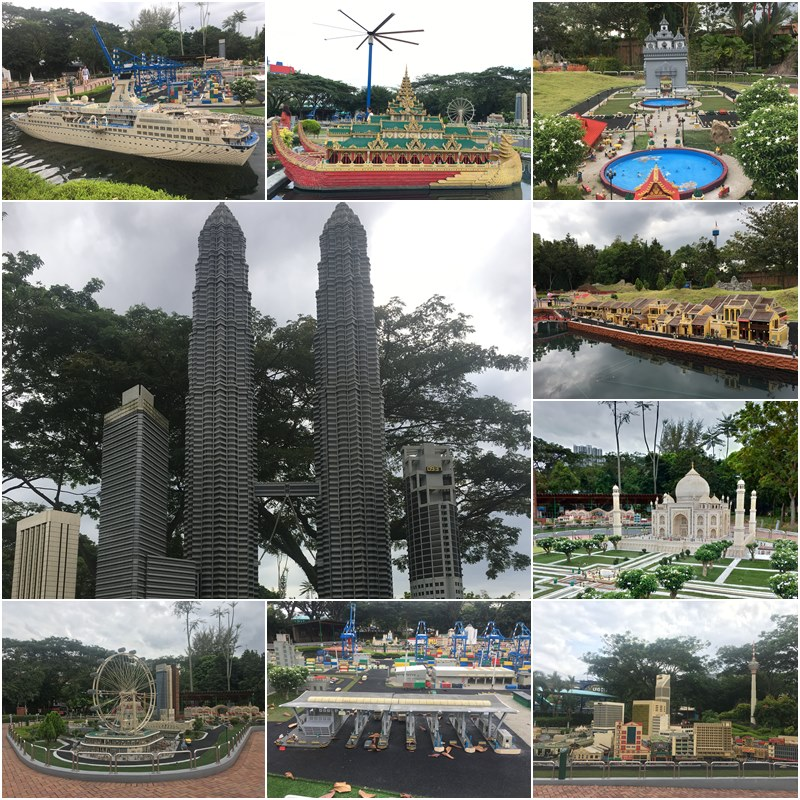馬來西亞樂高樂園miniland
