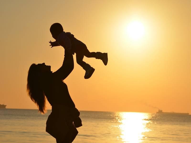 快樂的媽媽才有快樂的孩子