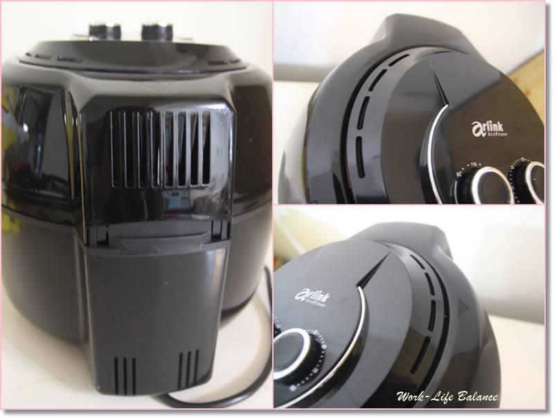 Arlink EC-990多處散熱孔