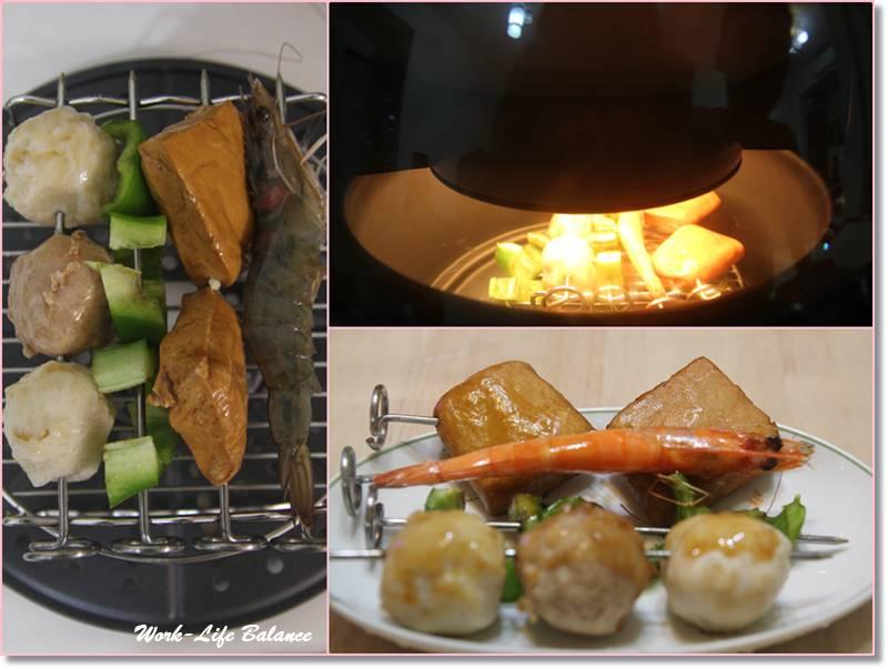 Arlink EC990氣炸鍋燒烤