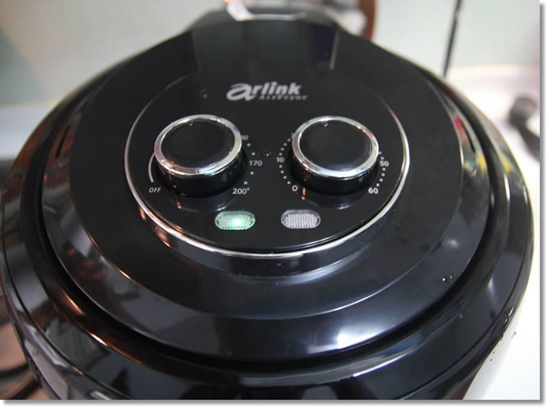 Arlink EC-990電源指示燈