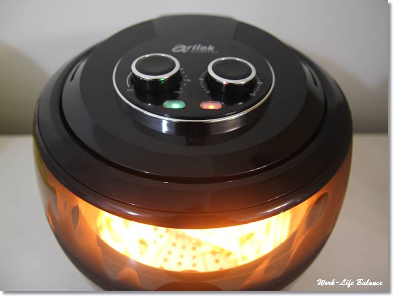 Arlink EC-990加熱指示燈